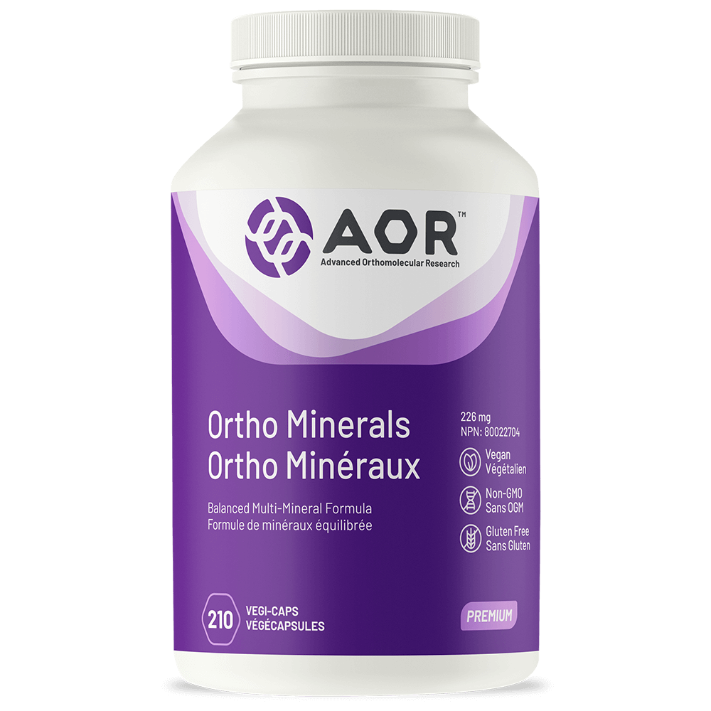 Ortho Minerals | AOR